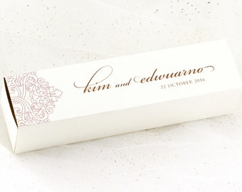 Royal Scroll Invitation