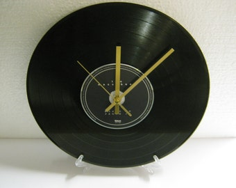 """The Maccabees """"Marks To Prove It"""" Special Unique 12"""" CD Record Wall Clock Gift/Present"""