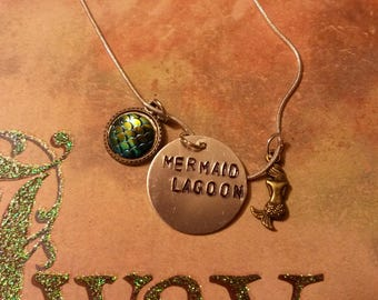 mermaid lagoon inspired