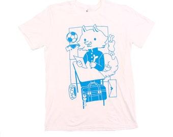 SchoolBoy Dog Tshirt