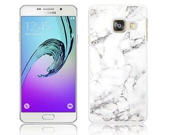 Marble Hard Cover for Samsung GALAXY A3, A3 2016, A3 2017,  A5, A5 2016, A5 2017 Polycarbonate Case