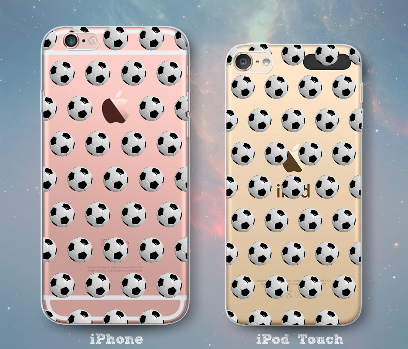 Soccer Bathroom Accessories Soccer Ball Pattern Etsy