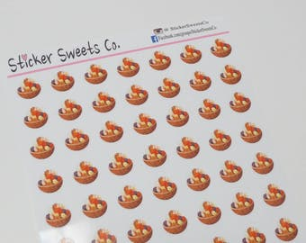 Trail Mix Planner Stickers