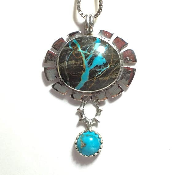 76 tcw royston ribbon sleeping beauty turquoise 100 for Royston ribbon turquoise jewelry