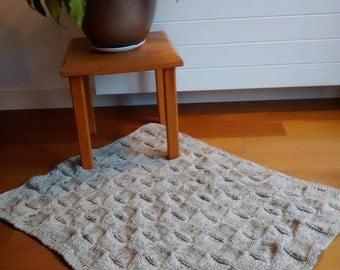 33,5x37,5 inch, jute carpet