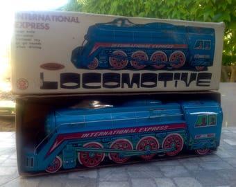 International express train