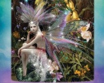 Psychic Fairy Tarot Card  Reading One Question Reading Fast Tarot Reading Future Spirituality Email Reading  Oracle Cards PDF