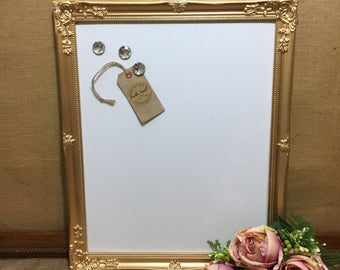 gold magnet whiteboard gold dry erase board metallic framed message board gold white board gold magnet board framed whiteboards