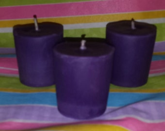 4 packages of votive candles, 4- 6 package of votives