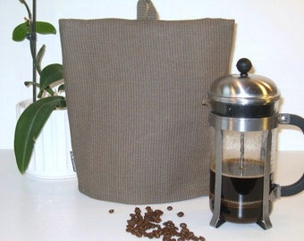 Coffee Cosy, French Press Cosy, Cafetiere Cosy, French Press Cover, Cafetiere Warmer