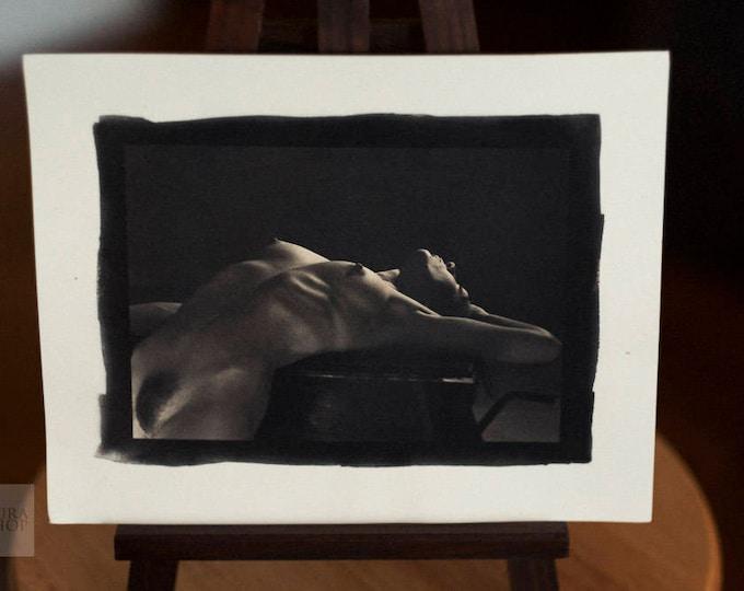 Featured listing image: Nude Palladium Print: Nude No. 2719