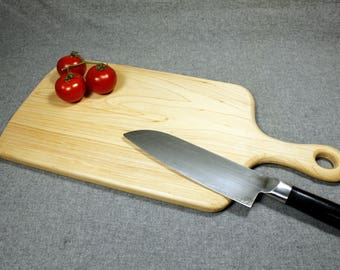 Hard Maple Cutting Board   #1