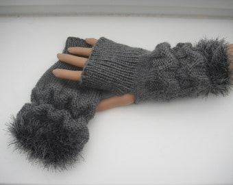 Arm warmers - gloves - hand warmers - wristwarmers & wristbands - fingerless gloves - hand made