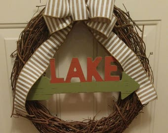 Lake Wreath