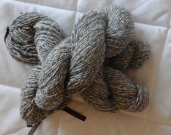 Handspun alpaca yarn - Judi