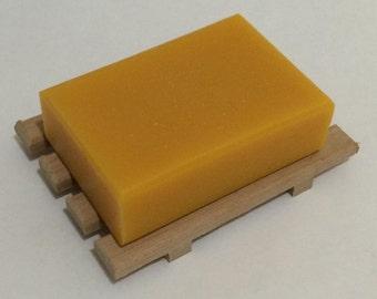 Papaya Aloe Vera Soap -  Skin Lightener Soap   with Papaya Puree and Papaya Seed Oil