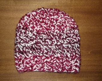 Crochet Newborn Beanie