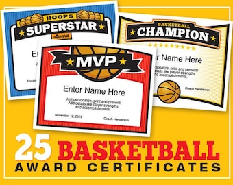 Fantasy football certificates fantasy football trophy 25 basketball certificate templates kid certificates child certificate basketball award certificate templates yelopaper