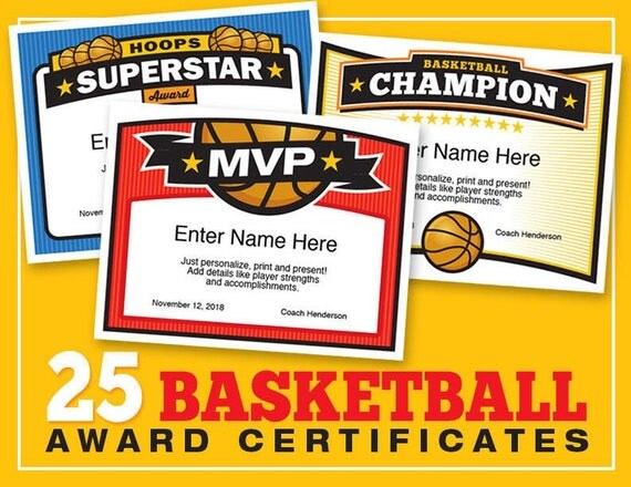 25 basketball certificate templates kid certificates child 25 basketball certificate templates kid certificates child certificate basketball award certificate templates girls basketball boys yadclub Choice Image