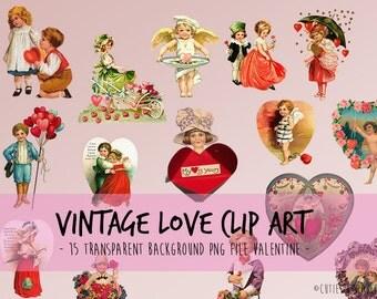 Be my Valentine PNG - No Background - Digital Download vintage card valentine red heart image love