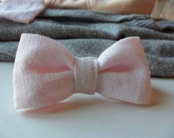 Powder Pink knot bracelet