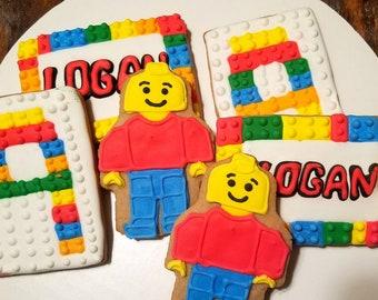 Lego cookies (12)