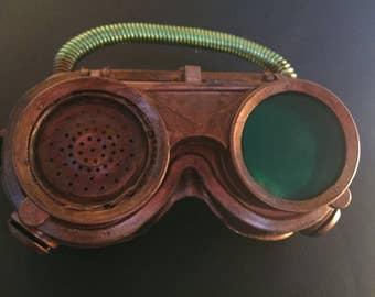Goggles goggle, Victorian, Steampunk
