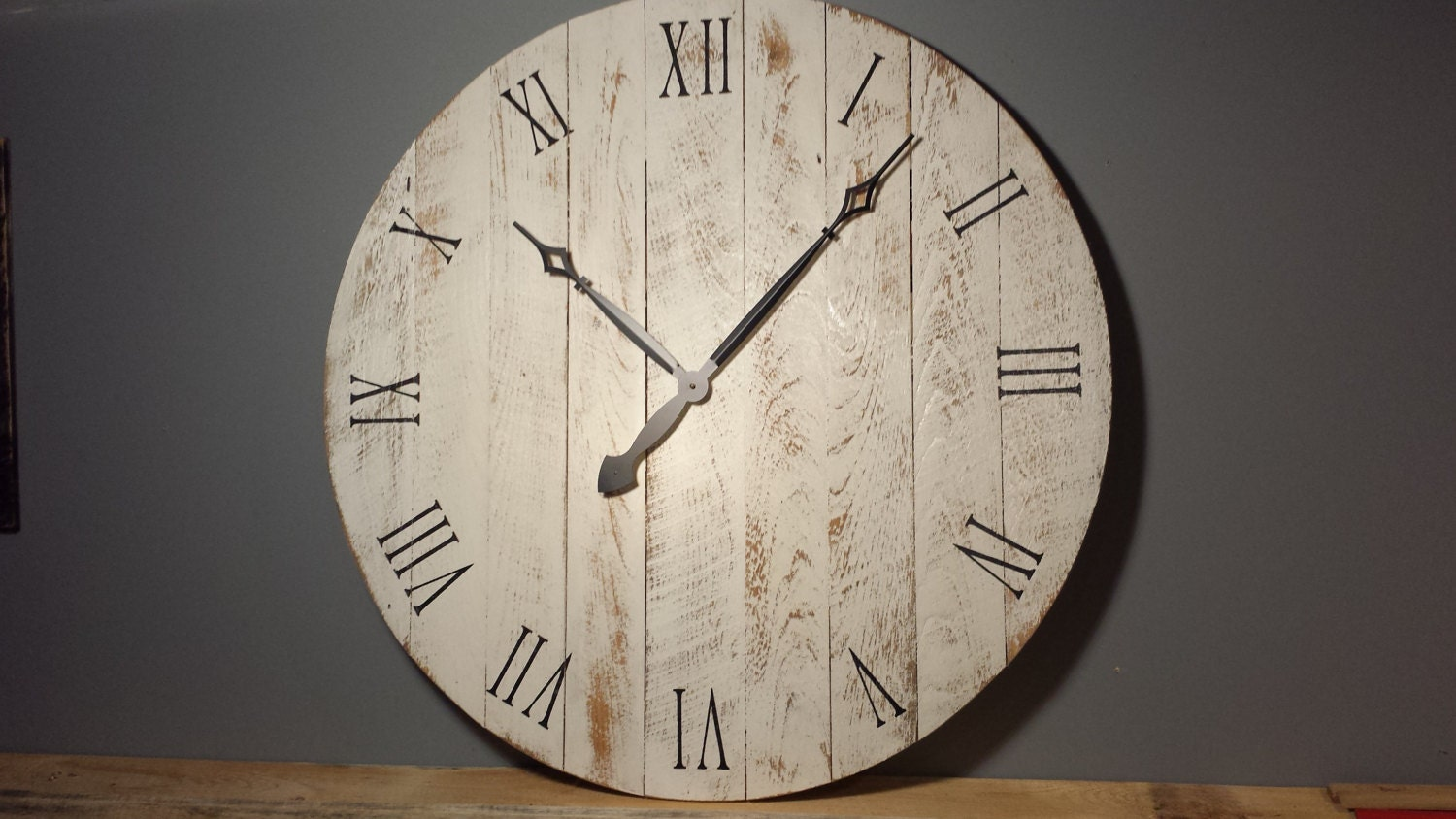 oversized wall clocks 36 large rustic wall clock 29738