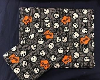 Nightmare Before Christmas catnip mat