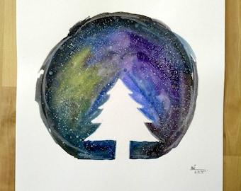 Original Artwork - Christmas III