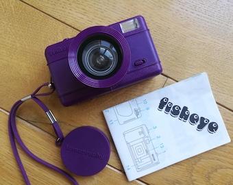 Lomography Fisheye I - 35mm film plastic fantastic camera