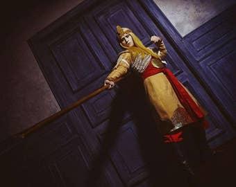 Prince Nuada costume (FULL COSTUME for SALE)
