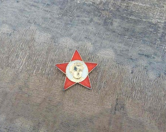 Lenin, Communist Russia, USSR, Sotsialisticheskie leader, Made in the USSR