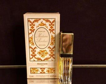 Madame Rochas perfume 1/4 oz vintage perfume Rare