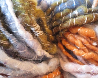 "Wool spun ""between heaven and Earth"""