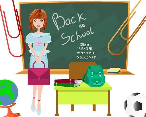 Back To School Clipart School Clipart Educational Clipart
