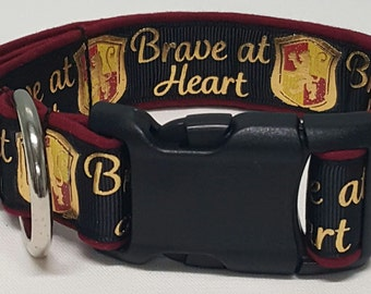 dog collar, gryffindor, harry potter, harry potter dog collar, harry potter collar, gryffindor dog collar, gryffindor collar, hogwarts