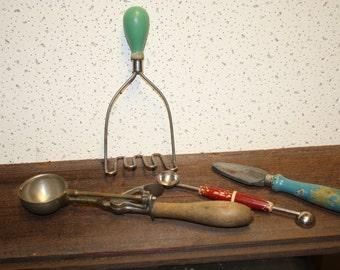 Vintage kitchen Gadgets