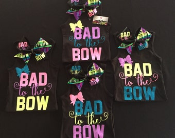 Bad to the Bow 2.0