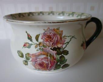 Royal Doulton Antique Chamber Pot / Gozzunda