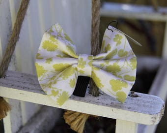 SUMMER LOVE Small Dog Bow Tie