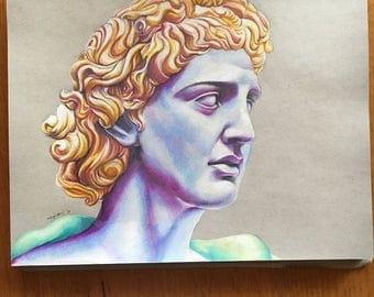 Statue Sketch '17 #2