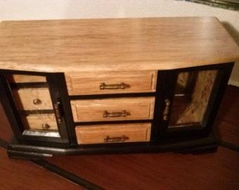 Wood - Jewelry box jewelry box