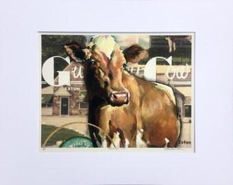 Guernsey Cow - Exton, PA