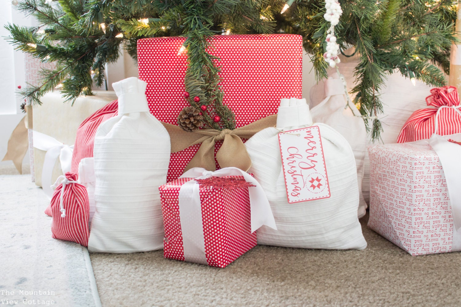 White gift bags valentines gift idea valentines fabric gift bags white gift bags valentines gift idea valentines fabric gift bags farmhouse decor neutral decor reusable wedding gift cloth gift bag negle Image collections