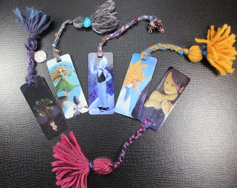 Celestial Bookmark Collection