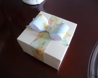 Wedding Cake (slice) Boxes