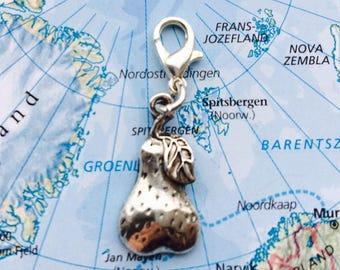 Pear charm - Mix & Match: Design your own charm bracelet!