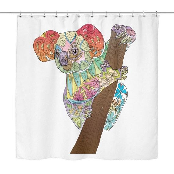 Shower Curtain - Koala Bear