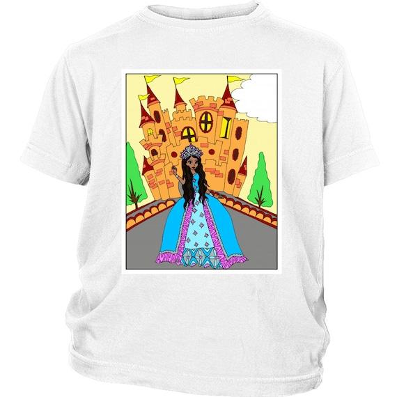 Princess Jalaya's Castle T-Shirt